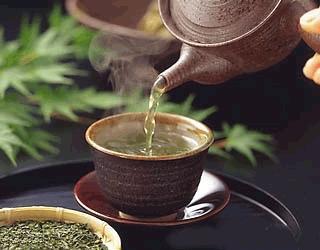 Changing habits with Sencha Green Tea