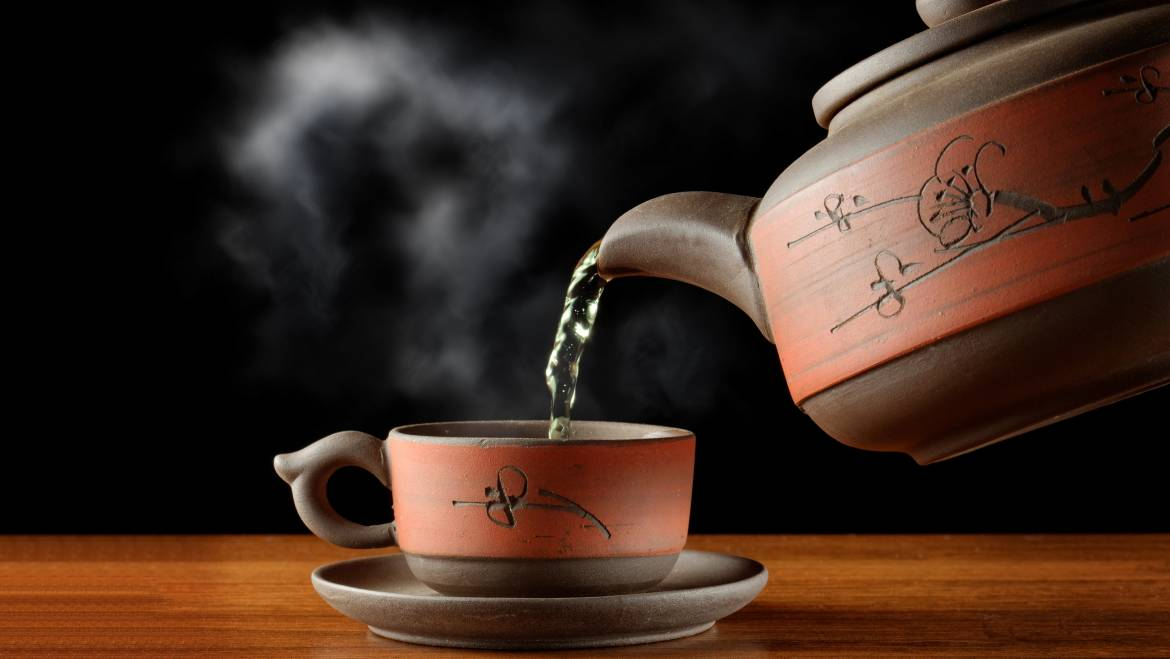 The origins of tea