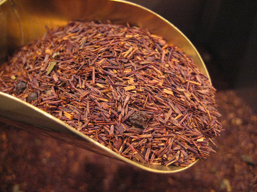 The different types of Rooibos Tea